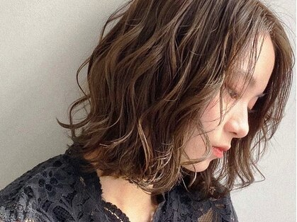 ヘアアンドスパ モーブ 世田谷(hair&SPA Mauve)の写真