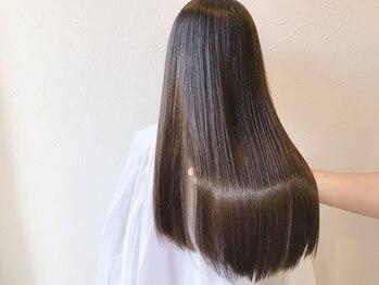 フラヴェス(floves)の写真/【駅西】話題の《酸熱トリートメント》!髪を補修しコンディションを整える、髪質アップグレードMENU◎