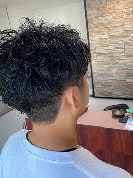 ランプ オブ ヘアー(LAMP of hair)の写真/似合わせパーマスタイルでリピーター続出!!印象が左右される髪形こそ高い技術と信頼のおけるサロンにお任せ