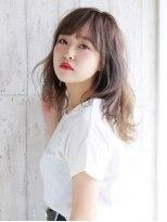 モウ ライフヘアー(MOW LIFE HAIR)MOW☆透明感バツグン!スモーキーアッシュ