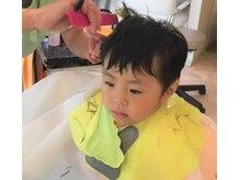 ファンタジーヘアー(Fantasy Hair)の雰囲気(お子様のカットも人気です☆ご家族で通っていただいています!)