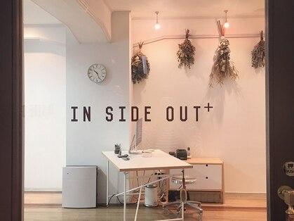インサイドアウト(IN SIDE OUT+)の写真