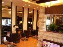アンテナ ヘアリゾート 北浦和店(ANTEnNA HairResort)の雰囲気(南仏のリゾートのような癒しの空間で身も心もリフレッシュ!)