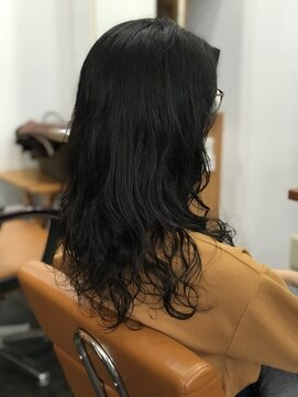 ヘアーアンドメイク アネラガーデン(HAIR&MAKE Anela garden)ウェーブ