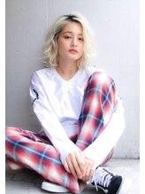 マイティバイエイチ(mighty by H)【mighty】street blond ロブ☆