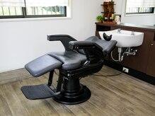ヘアサロン リクル(Hair Salon Re'Cle)の雰囲気(シェービングで身だしなみを整えて清潔感のあるオトコに…!)