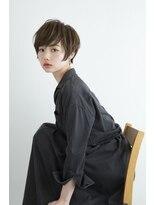 ウル(HOULe)HOULe【前田賢太】似合わせ【ひし形】ショートボブ