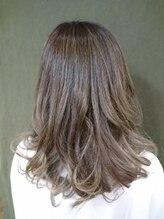 ヘアーアトリエ アルバ(hair atelier alba)ローレイヤー 3D立体カラー