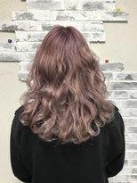 ポッシュ 原宿店(HAIR&MAKE POSH)ハイトーンピンク 原宿系 パステルカラー