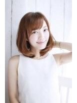 美髪デジタルパーマ/バレイヤージュノーブル/クラシカルロブ/731