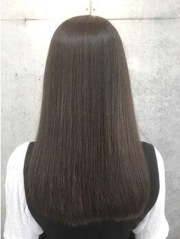 プライマル 千葉店(PRIMAL)の写真/限られたサロンしか扱えないグローバルミルボン取扱いサロン☆さらつや髪を是非体験してください♪