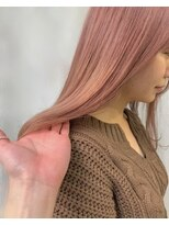 ピア(Pia)透明感のあるピンクカラー