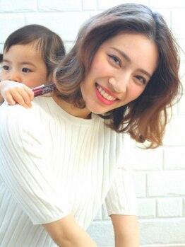ルアウ 夙川店(LUAU)の写真/「忙しくてもお洒落は楽しみたい!」そんなママさん注目☆個室もあるから周りを気にせず綺麗になれる♪