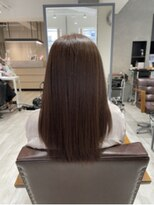 ヘアー ミッション 心斎橋店(hair Mission)LUTY髪質改善トリートメント