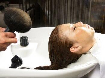 サンファン 光が丘(San's fin)の写真/洗練された技術を持つスパニストが対応致します★選べるヘッドスパで髪&頭皮をBESTな状態へ◎