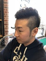 アントルポ(entrepot)アントルポ Tsuki ナチュラル ハード hair