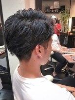オムヘアーツー (HOMME HAIR 2)縦長マッシュレイヤー・Hommehair2nd櫻井