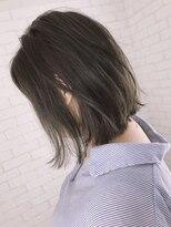 ヘアーガーデンロルド(hair garden Rold)ナチュラルゆるふわボブ