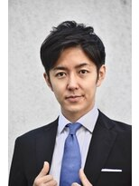 フリリ 新宿(Hulili men's hair salon)【ビジネスマン必見】正統派、ナチュラル2ブロック