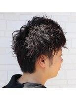 ヘアーグルーミング アイム(Hair &Grooming aim)【メンズカット】スパイラルパーマ