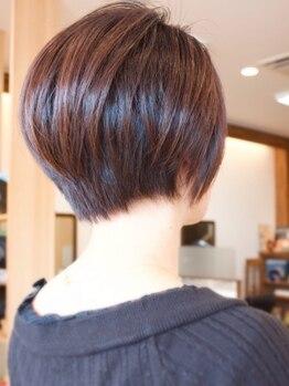 ヘアサロン オーガル(Hair Salon O'rgar)の写真/白髪が出るとカラーが楽しみになる!グレイカラーだからこそ楽しむべき♪そんなアナタにオーガルがある♪