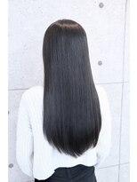 【ONE HAIR】暗くても重くない☆艶感グレージュ