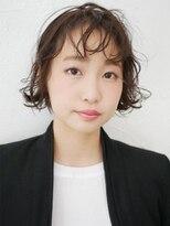アース 小田原店(HAIR&MAKE EARTH)カールバングの外国人風ウエットパーマ