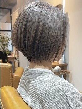 エポカ(epoca)の写真/【OPEN1周年/南茨木すぐ】[髪質・クセ・骨格]に応じて施術_ハンドブローだけでまとまる&小顔効果◎