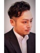 ネオヘアー 曳舟店(NEO Hair)ビジネスパーマスタイル【墨田区曳舟店】