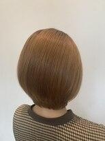 ガーデン ヘアーアンドボタニカル(Garden hair&botanical)モテ髪ボブ