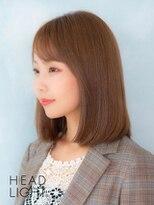 アーサス ヘア デザイン 国立店 (Ursus hair Design by HEAD LIGHT)くるんと内巻き美髪ストレート