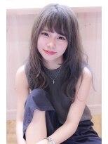 【ReiZ渋谷】☆ブルージュ☆フェザーロング☆イルミナカラー☆