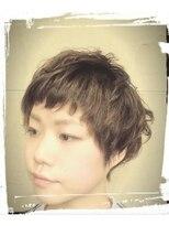 ジャムヴィーボ(Hair Make JAM Vivo)カジュアルショート