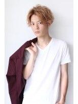 9/21new openメンズオシャレスパイラルスタイル☆