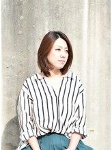 フォルカ ドゥ ヘアドレッシング(FORCA deux hairdressing)西 香奈子