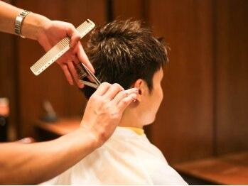 ミヤニシフラッグシップ(miyanishi Flagship)の写真/【呉駅徒歩7分】旬のメンズスタイルならmiyanishiにお任せ☆カジュアルもビジネスシーンも映える髪型を―