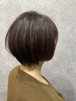 セブン ヘア ワークス(Seven Hair Works)[カラーベーシック]ショートスタイル
