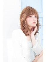 アンヘアー(UNHAIR by shiomiH)【UNHAIRbyshiomiH】無造作ミディアムレイヤースタイル