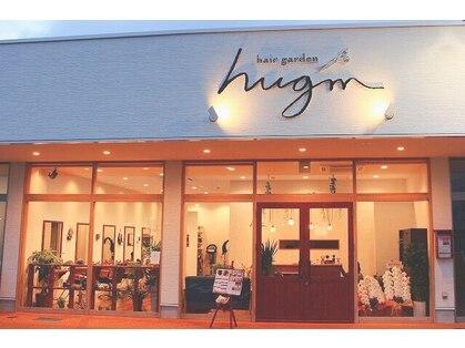 ヘアーガーデンハグム(hair garden hugm)の写真