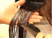 フラックス フルール(flux fleur)の雰囲気(生コラーゲントリートメントであなたの髪をもっとキレイに♪)
