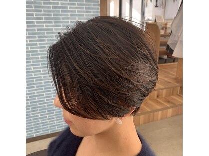マンタップヘアー(Man Tap Hair)の写真