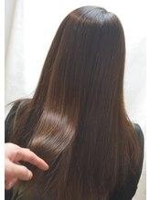 ヘアーフォーブリコス(hair for Brico's)触りたくなるツヤ髪