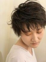 カフーヘアー スパ メイク(kafuu hair spa make)かっこカワイイ束感ショート