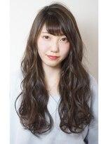 エトネ ヘアーサロン 仙台駅前(eTONe hair salon)【eTONe】透明感×ロング