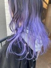 ジーナ(XENA)inner purple