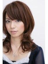 ジグザグ ヘアースタジオ(ZIGZAG hair studio)デジタル巻き髪風パーマ