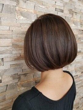 ジャパンヘアー 新都心店(JAPAN hair)柔らかボブ