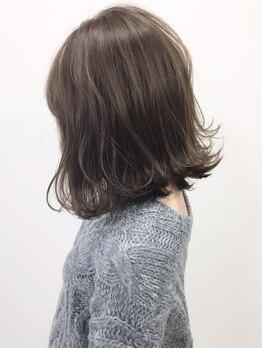 """エモーシオン(HAIR CREATE EMOTION)の写真/経験豊富なスタイリストがあなたの""""なりたい""""イメージから1~2ヶ月後のスタイルも見越してスタイリング☆"""
