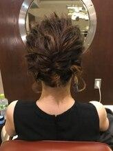 サンゴウーロク フォーメイクアップウィズヘアー(356 for make up with hair)なみなみ×フィッシュボーン