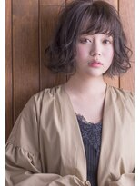 ヘアサロン リコ(hair salon lico)とろみカール グレージュボブ☆【hair salon lico】03-5579-9825